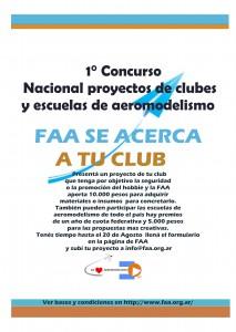 afiche concurso clubes