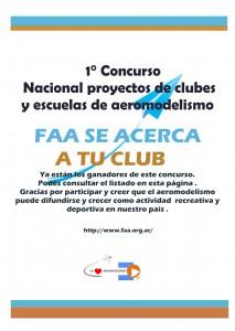 Concurso FAA